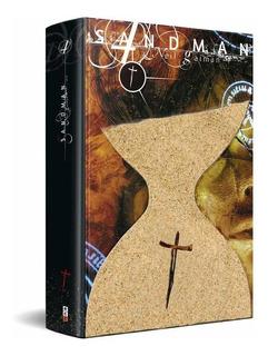 Sandman Edición Deluxe Tomo 4 Funda De Arena, Gaiman, Ecc