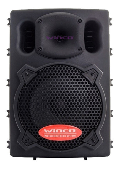 Bafle Winco W208usb Bluetooth 8 150 Watts Rms