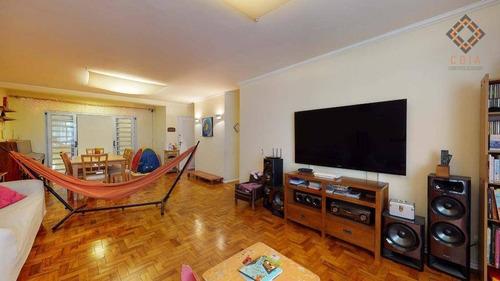 Imagem 1 de 21 de Apartamento Com 3 Dormitórios À Venda, 149 M² Por R$ 1.095.000,00 - Perdizes - São Paulo/sp - Ap54629