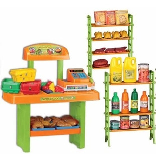 Supermercado Petit Gourmet Cocina Registradora = Lionels