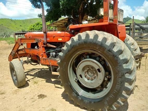 Trator Mf 95x O Mais Novo Do Brasil