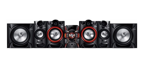 Imagen 1 de 3 de Equipo Samsung  Giga Sound  Mx - Js5500