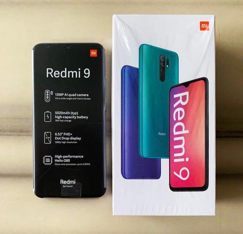 Xiaomi Redmi 9 4gb/64gb