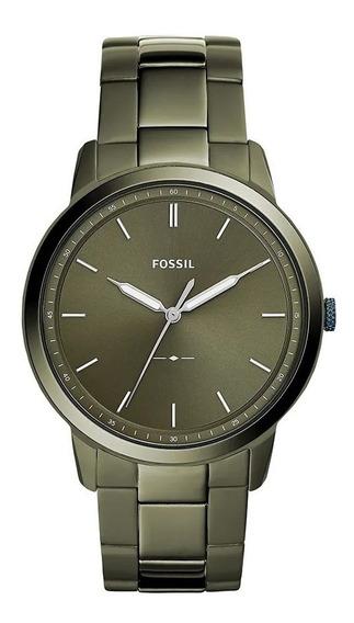 Relógio Fossil The Minimalist - Fs5460/1vn