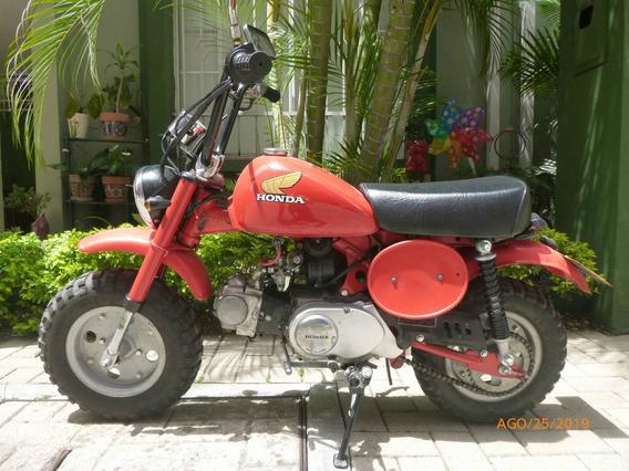 Honda Z50 Con Soat Y Tecno Hasta Abril De 2020