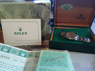 Rolex Oyster Perpetual - Air King