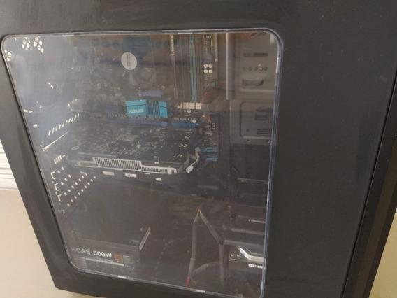 Pc Gamer Fx8300+gtx1050ti+8gb Ram+hd 1tb Completo