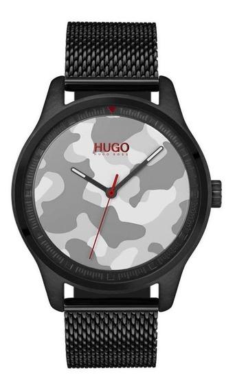 Reloj Hugo By Hugo Boss Caballero Negro 1530052 - S007