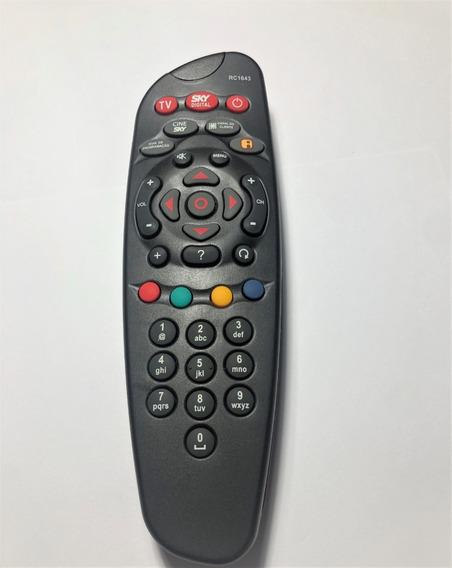 Controle Remoto Sky Rc-1643 Original Novo