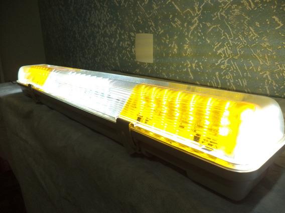 Giroflex De Leds 66cm 290 Leds P/ Guincho Caminhão Escolta
