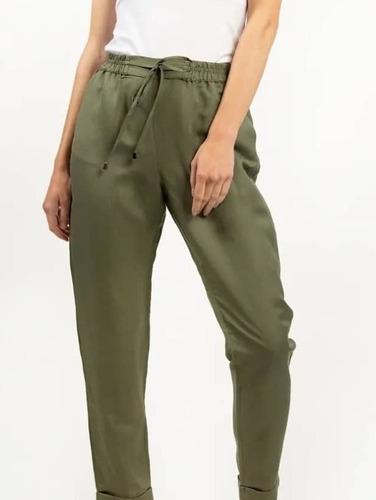 الأرض الخضراء وهمي عصفور Pantalones De Lino Mujer Ballermann 6 Org