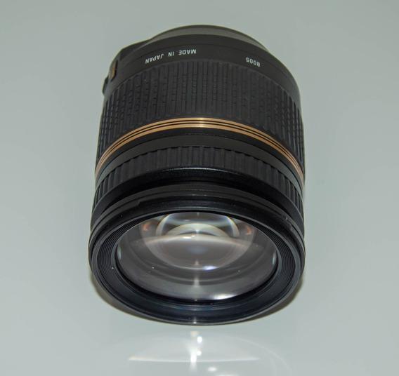 Objetiva Tamron Para Nikon Com Defeito (leia O Anuncio)