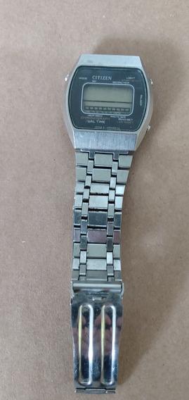 Relógio Citizen 41-2074 Antigo Para Aproveitamento De Peças