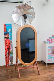 Espelho Mágico Retrô - Lançamento