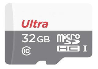 Cartao Memoria Micro Sdhc Ultra 80mb/s 32gb Sd Gopro Hero 3