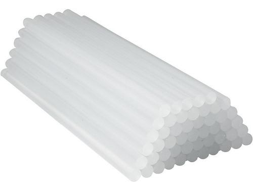 Imagen 1 de 2 de Barritas Silicona Pegamento Anchas 11mm X 10 Unidades