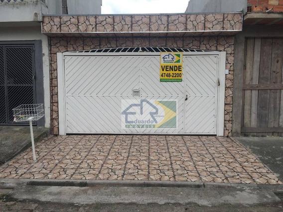 Casa Residencial À Venda, Parque Maria Helena, Suzano. - Ca0