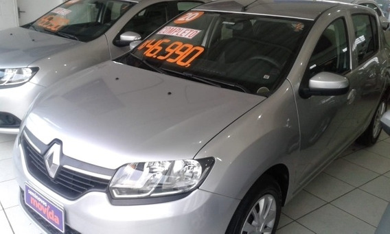 Sandero 1.6 16v Sce Flex Expression Manual 27814km