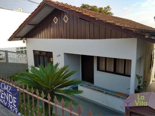 Casa No Bairro Itoupava Norte - Ca0570