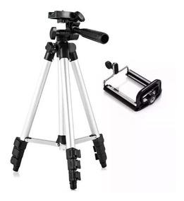 Tripé Profissional Universal Câmera Celular 1,00 Metro