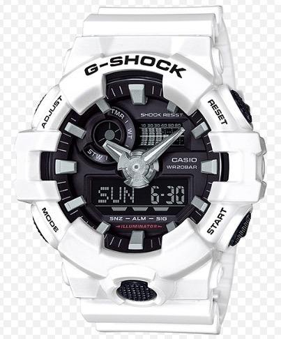 Relógio Casio G-shock Ga-700 Original Ga-700-7