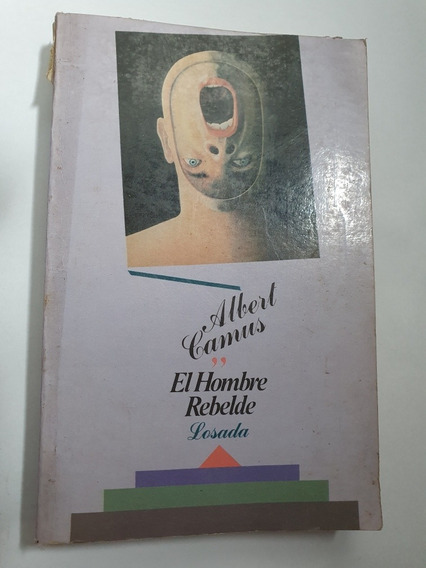 215 - El Hombre Rebelde - Albert Camus - 1953