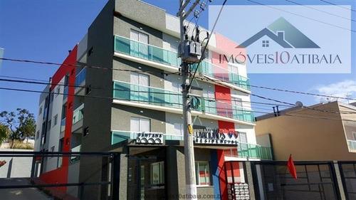 Apartamentos À Venda  Em Atibaia/sp - Compre O Seu Apartamentos Aqui! - 1457655