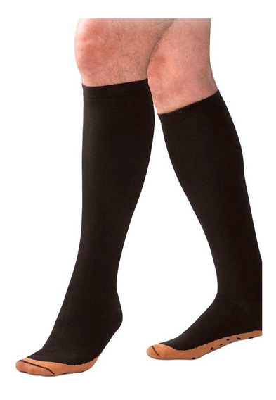 Calcetín Medicado Pie Diabetico Miracle Socks Hilado Cobre