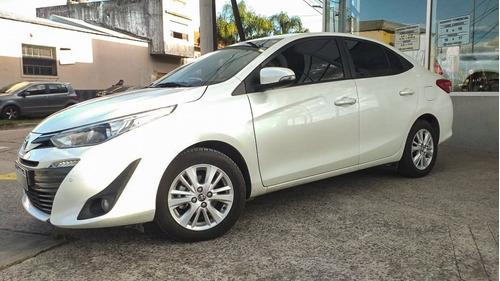 Toyota Yaris Xls Pck Ctv 4p Sedan 2019 // Entrega Inmediata!