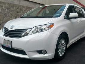 Toyota Sienna 3.5 Xle Mt 2012