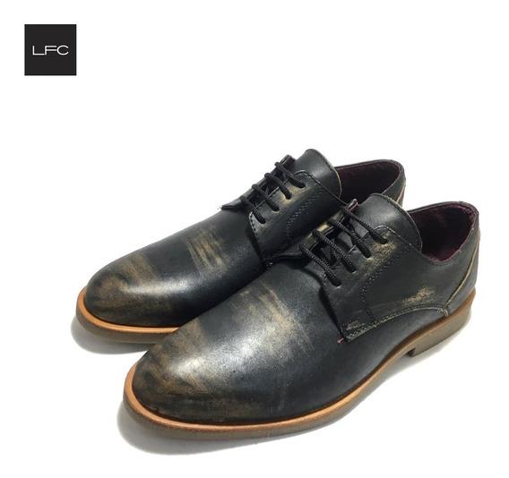 Zapato De Vestir De Hombre Cuero Vacuno (73/4052)