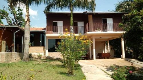 Chácara À Venda, 1080 M² Por R$ 650.000,00 - Morada Do Sol - Cosmópolis/sp - Ch0407