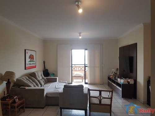 Apartamento Com 3 Dormitórios À Venda - Vila Euclides, Presidente Prudente/sp - 1194