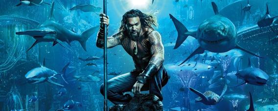 Filme Aquaman Hd - Midia Digital