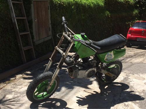 Mini Moto De Trilha