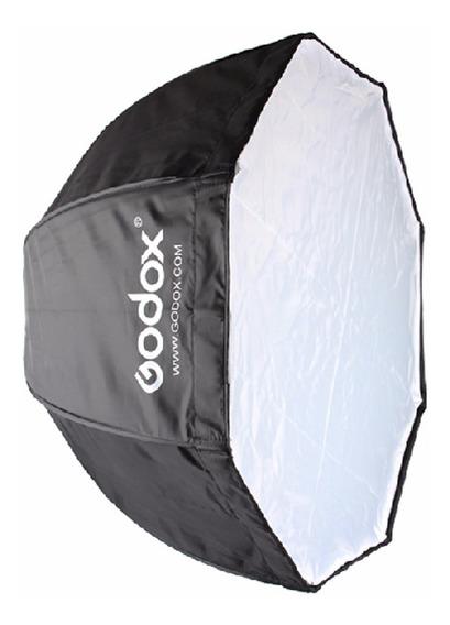 Softbox Octabox Godox 120cm Con Aro - Compre Oficial