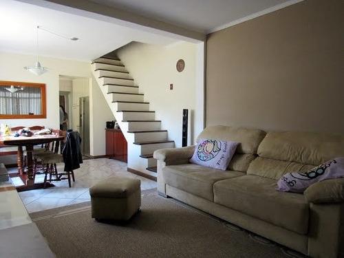 Imagem 1 de 12 de Casa Térrea Para Venda, 4 Dormitório(s), 210.0m² - 2391