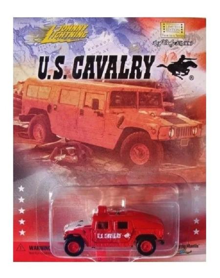 Johnny Lightning Hummer Humvee Ruedas De Goma Solo Envios