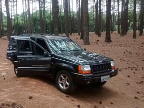 Jeep Grand Cherokee 5.9 Limited Lx 5p 1997