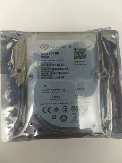 Hd 500 Gb Notebook Seagate Slim 7mm Lacrado - Nota Fiscal