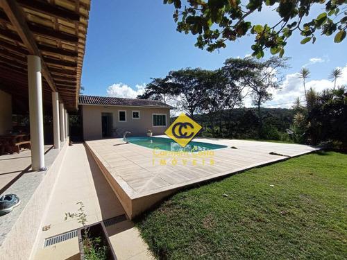 Imagem 1 de 23 de Chácara Com 3 Dormitórios À Venda, 15 M² Por R$ 900.000 - Village Rio Das Ostras/rj - Ch0013