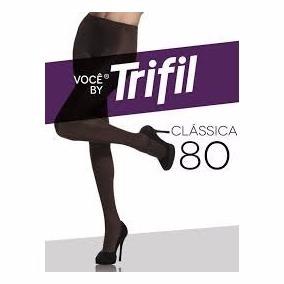 34d414765f Meia Calca Trifil Fio 80 - Calçados