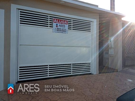 Casa Para Locação, Jardim São Francisco, Nova Odessa. - Ca00656 - 33803049