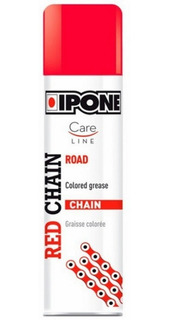 Lubricante Cadena Ipone Rojo Red Chain Road X 250ml Oferta