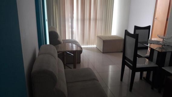 Apartamento Linear Em Parque Tamandaré - Campos Dos Goytacazes - 7606