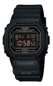 Relógio Casio Original Masculino G-shock Dw-5600ms-1dr.