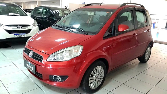 Fiat Idea Essence 1.6 2012 Unco Dono 50 Km