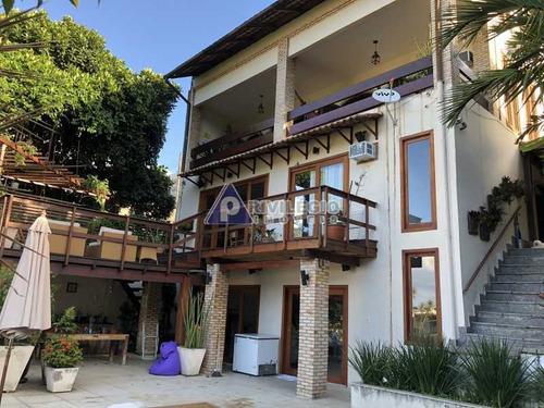 Casa De Rua À Venda, 4 Quartos, 1 Suíte, 2 Vagas, Glória - Rio De Janeiro/rj - 21547