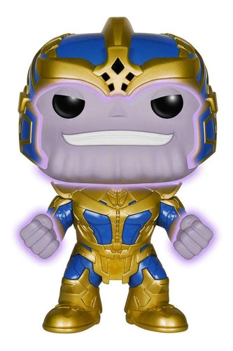 Funko Pop Ee Exclusive Glow In The Dark Thanos
