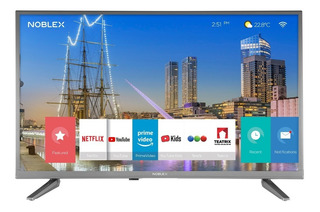 Smart Tv 32 Noblex Dj32x5000 Youtube Kids Amazon Prime Video
